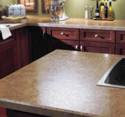 The Cost Is More Than Self Edge But Less A Solid Surface Countertop