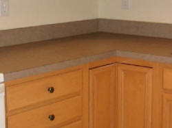 Self Edge Countertops Have A Straight And Backsplash That Is Generally Provided As Separate Piece